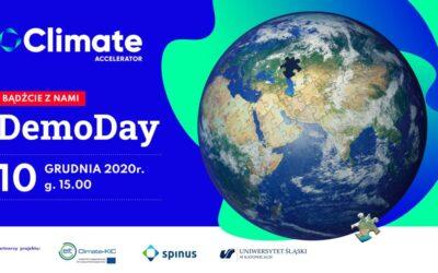 Climate Accelerator DemoDay