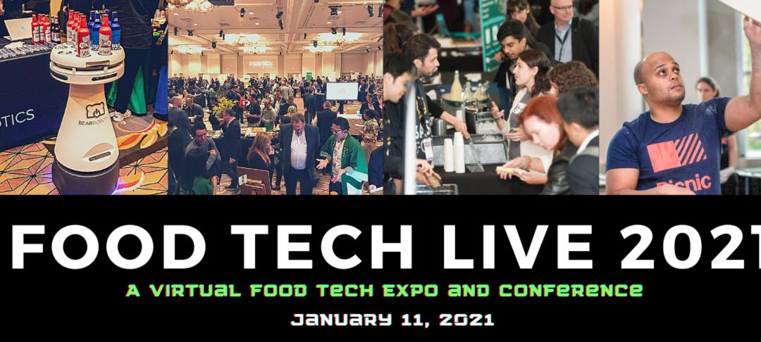 FoodTech Live 2021